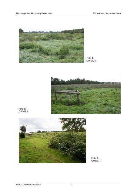 Fotodokumentation - Portal Tideelbe