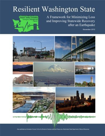 RWS Final Report - Washington State Emergency Management ...