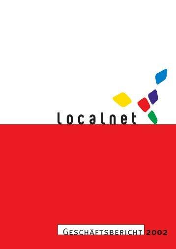 Geschäftsbericht 2002 (pdf) - Localnet AG