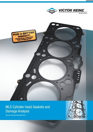 MLS Cylinder-head Gaskets and Damage Analysis