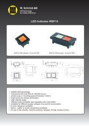 WSF 15 - LED