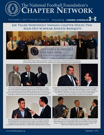 Volume 9, Issue 11 - National Football Foundation