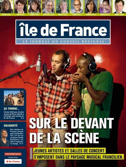 jeunes artistes et salles de concert s'imposent dans - Ile-de-France