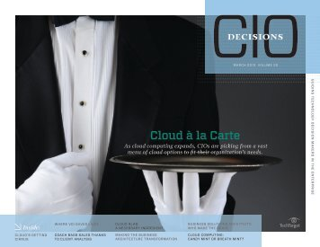 Cloud à la Carte - Bitpipe