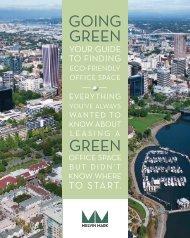 Green Guide for Tenants - Melvin Mark