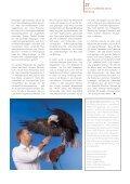 Den Adler zeichnet eine enorme Jagdeffizienz aus: Obwohl er ... - Seite 4