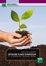 OffshOre funds sympOsium - Funds People