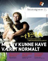 Socialrådgiveren nr. 15-2010 - Dansk Socialrådgiverforening
