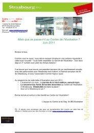 Juin 2011 - Médiathèques de la ville et de la communauté urbaine ...