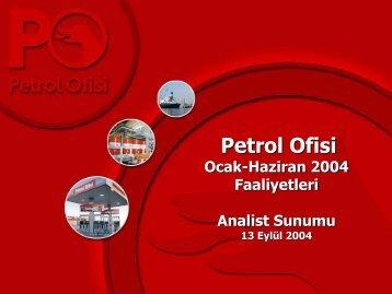 06/2004 - Petrol Ofisi