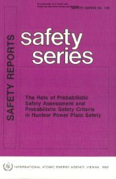 safety series - gnssn - International Atomic Energy Agency