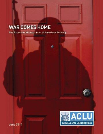 war-comes-home-report
