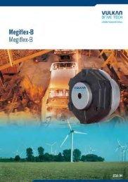 Abmessungen MEGIFLEX-B-Kupplungen für ... - Vulkan