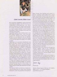 untitled - Schweizer Hunde Magazin