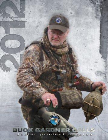def. POWERFUL, TOUGH, STURDY ULTIMATE - Buck Gardner Calls