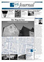 PDF HWB-Journal Februar 2000 - h e n n i g s d o r f . d e