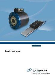 Direct Drive Rotary - MACCON GmbH