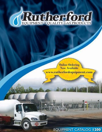 Download Complete Catalog - Rutherford Equipment, Inc.