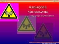 Radiação não ionizante - Inpe