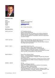 Kiefer Gerold CV-2012-07 - GEKI Consult Unternehmensberatung