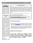 January 2008 (PDF) - Earle B. Wood Middle School PTA - Page 2