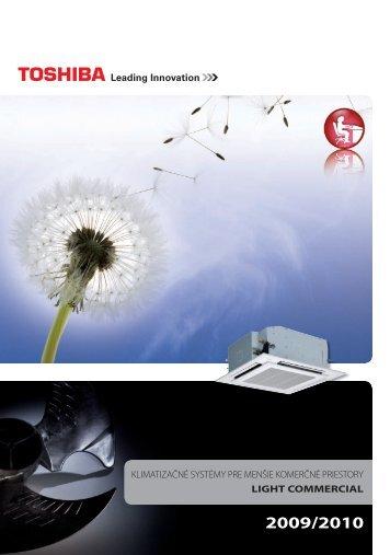 Toshiba Light Commercial