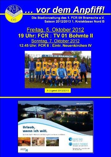 2012-10-05 Bohmte II 150 dpi.pdf - 1. FCR 09 Bramsche