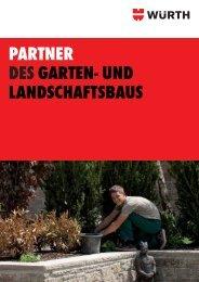 Partner des Garten - Würth