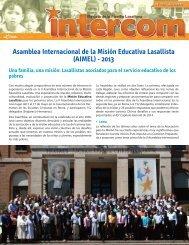 Intercom 142 - Hermanos de las Escuelas Cristianas
