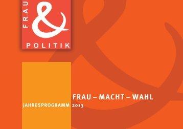 Wahlkampf - aber richtig - BPW Bern