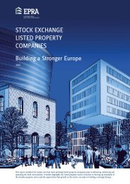 Building a stronger Europe - Wereldhave