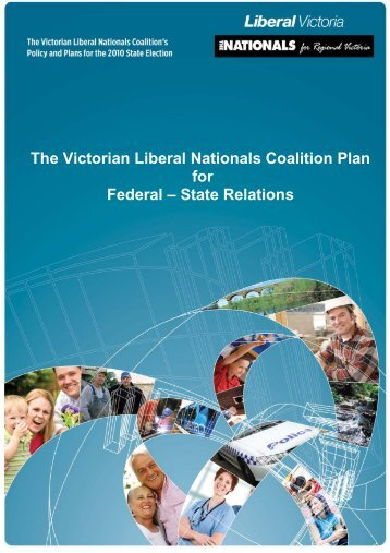 State Relations - Liberal Party of Australia, Victorian Division