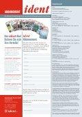 Vollautomatisches Apothekenlager mit bildbasierten Codelesern - Seite 6