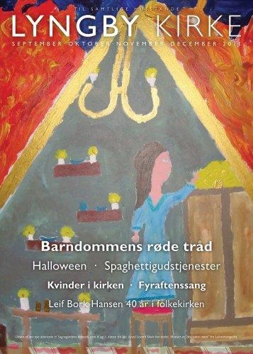 Lyngby kirkeblad sep - dec 2011