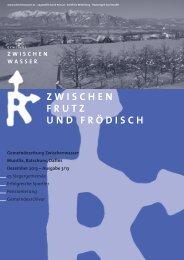 Gemeindezeitung 3_13 - Gemeinde Zwischenwasser