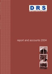 2004 Full Report and Accounts - DRS