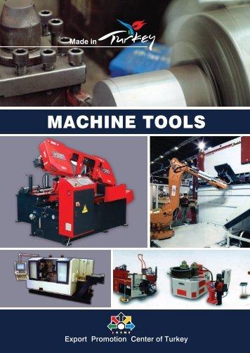 machıne tools
