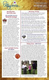 View Pettyjohn's July/August 2013 News Letter as PDF file