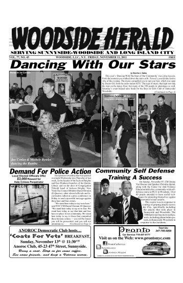 WOODSIDE 11 11 11forpress - Woodside Herald