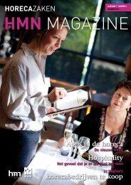 De Hospitality Theatershow - Horecamakelaars Nederland