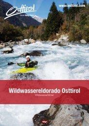 Wildwassereldorado Osttirol - Dolomitenstadt.at