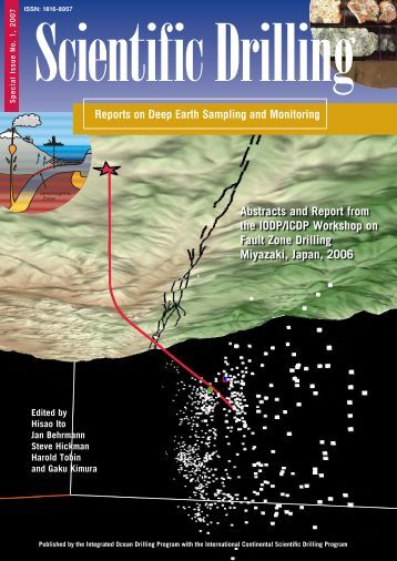 Scientific Drilling - Global Change