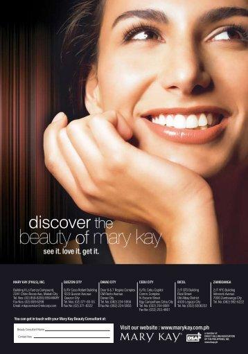 beauty of mary kay
