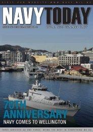 Navy Today October - November 2011, Issue 163 - Royal New ...