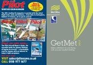 GetMet 2012 (PDF, 1 MB) - Met Office