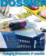 Packaging farmaceutico & cosmetico - Promedianet.it