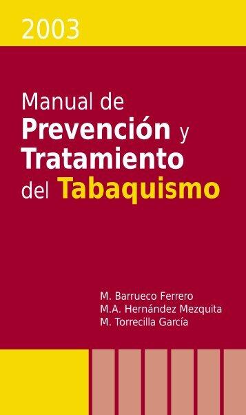 Prevención y Tratamiento del Tabaquismo - Plan Nacional sobre ...