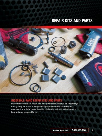 REPAIR KITS AND PARTS - Aro-fluidtechnik.at