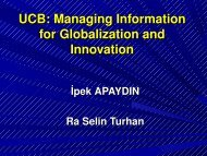 UCB - Institute for Information Business