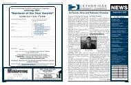September 2007 - Lethbridge Chamber of Commerce